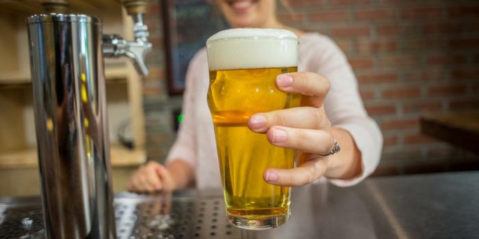 Beer Glass - Trends in American Craft Beer