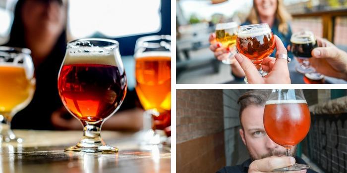 Beer Glasses - Trends in American Craft Beer 1