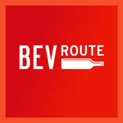 Logo for:  BevRoute Magazine